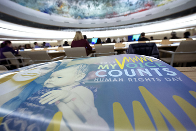 Human Rights Day Celebrated in Geneva