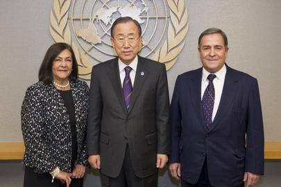 Secretary-General Meets Ambassador of Nicaragua to The Hague
