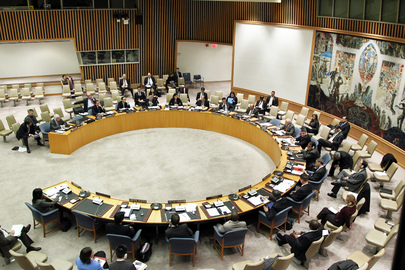 UN Peacekeeping Discussed in Security Council