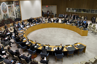 Security Council Extends Liberia Sanctions for One Year