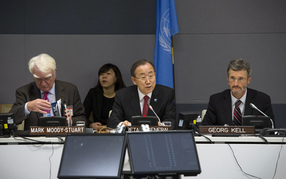 Secretary-General Addresses UN Global Compact Board