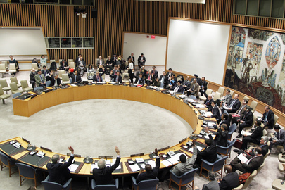 Security Council Adopts Resolution Refining Sanctions on Taliban
