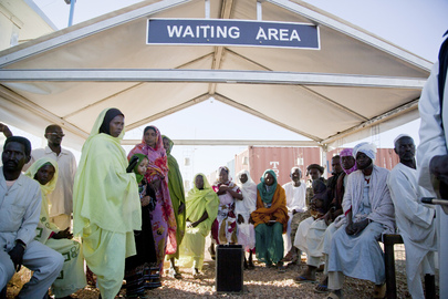 UNAMID Hospital Serves Community in Kabkabiya, North Darfur