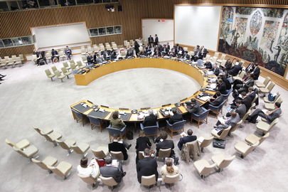 Security Council Meets on Mideast Situation, including Palestinian Question