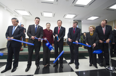 Inauguration of Newly Renovated Secretariat Building