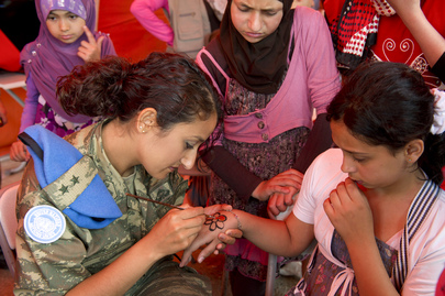 UNIFIL Holds Children's Fair