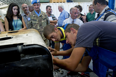 UNIFIL's Vocational Training Programme