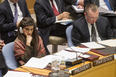 Security Council Debates Counter-terrorism