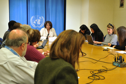 Press Conference by WFP on Syrian Refugees in Turkey