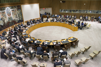 Security Council Considers Situation in Côte d'Ivoire