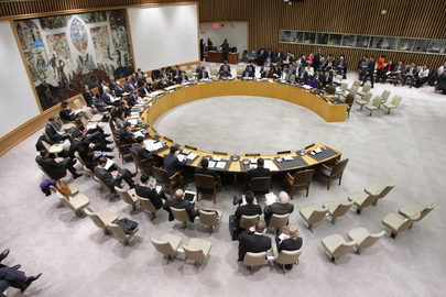 Security Council Debates Peacekeeping