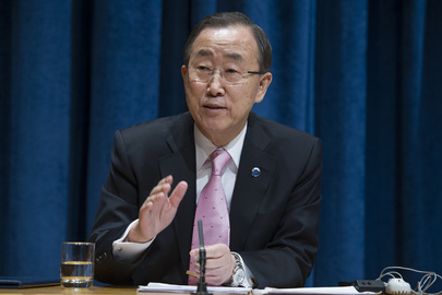 Press Conference by Secretary-General after Briefing Assembly on UN Priorities