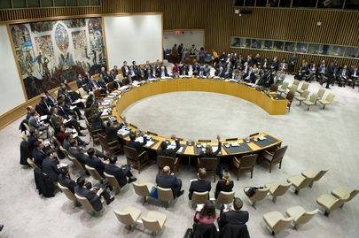 Security Council Condemns DPRK's Ballistic Missile Launch