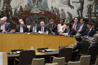 Security Council Discuss Situation in Mali