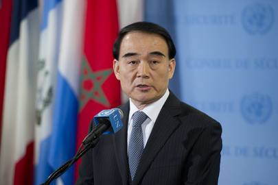Permanent Representative of China Briefs Press