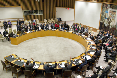 Security Council Extends Peacebuilding Mandate in Central African Republic