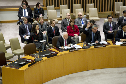 Security Council Extends UNFICYP Mandate for Six Months