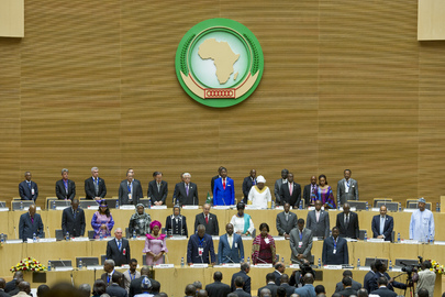 Secretary-General Addresses African Union Summit