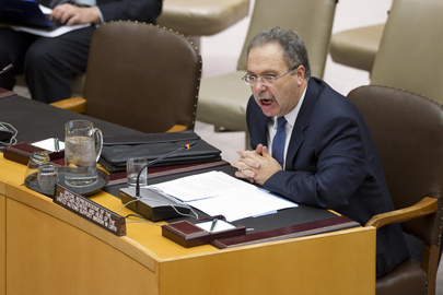 Security Council Considers Situation in Libya