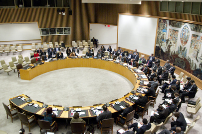 Security Council Considers Promotion of and Strengthening of Rule of Law