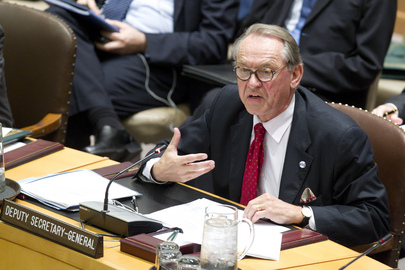 Deputy Secretary-General Addresses Security Council on Rule of Law