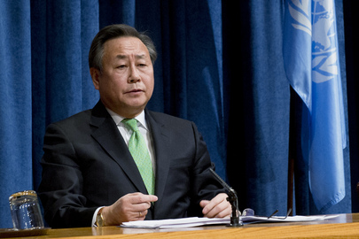 Press Conference by President of Security Council