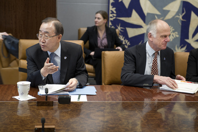 Meeting of UN High-Level Task Force on Global Food Security