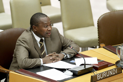 Security Council Extends Mandate of UN Office in Burundi