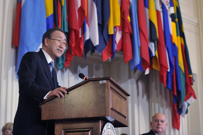 Secretary-General Addresses OAS Permanent Council