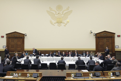 Secretary-General Addresses US House Foreign Affairs Committee