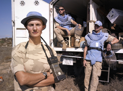 Women Peacekeepers of UNIFIL