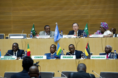 Peace Framework for DRC and Region Signed in Addis Ababa
