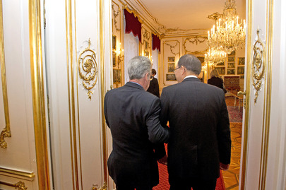 Secretary-General Meets President of Austria