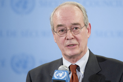 UNHCR Director Briefs Press on Syria