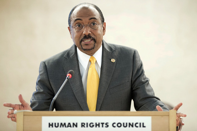 Head of UNAIDS Addresses High-level Segment of Rights Council