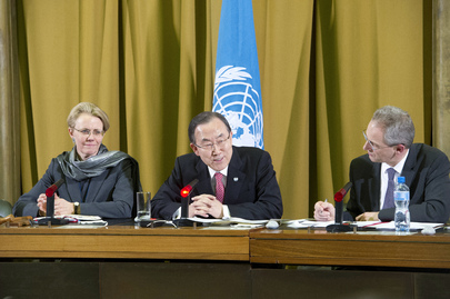 Press Conference by Secretary-General at UNOG