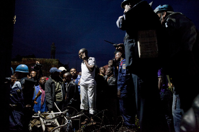 Passenger Plane Crashes in Goma, Eastern DRC