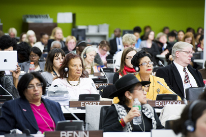 High-level Side Event of CSW Session