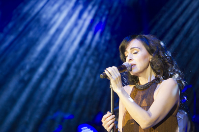 """Tunes for Peace"" Concert at UN by Israeli Singer Rita"
