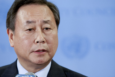 Permanent Representative of Republic of Korea Briefs Media on DPRK