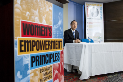 Fifth Annual Women's Empowerment Principles Event