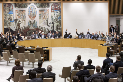 Security Council Imposes New Sanctions on DPRK