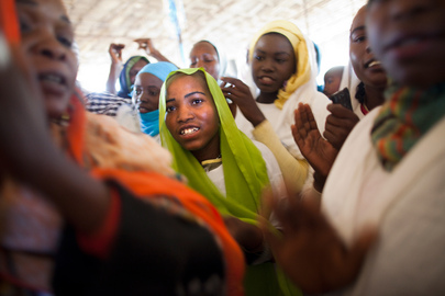 International Women's Day Observed at Abu Shouk Camp, North Darfur
