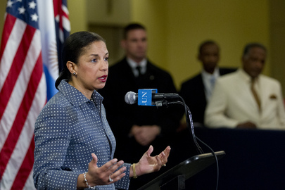 US Permanent Representative Briefs Media on Sudan and South
