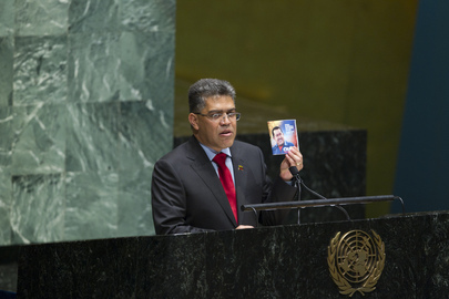 Assembly Pays Tribute to Late Venezuelan President