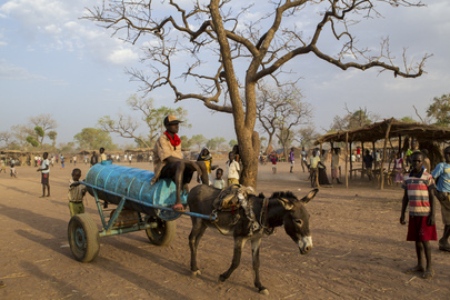 Yida Settlement in South Sudan