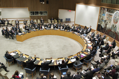 Security Council Extends Mandate of UNSMIL for 1 Year
