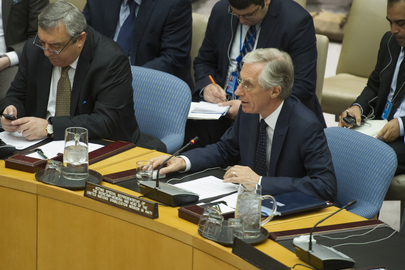 Security Council Discusses UN Mission in Haiti