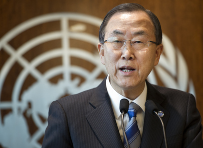 UN to Investigate Possible Use of Chemical Weapons in Syria