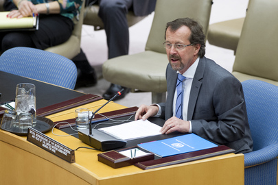 Security Council Discusses UN Mission in Iraq